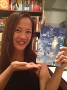 The Same Sky - my travel memoir