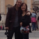 Hubby joins me in Rome for a long weekend