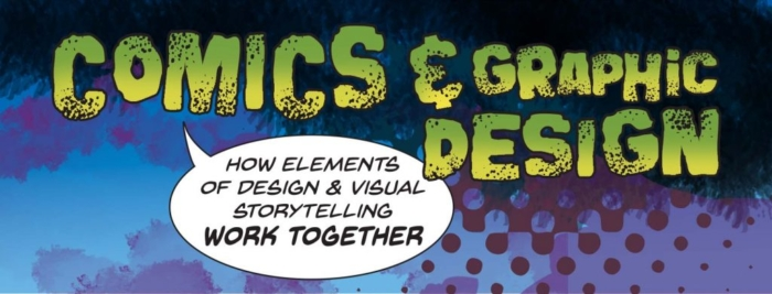 March Meeting – Comics & Graphic Design