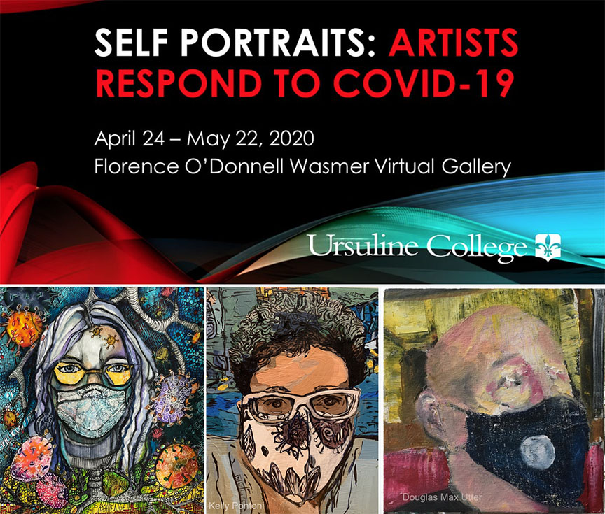Self Portraits: Artists Respond to COVID-19
