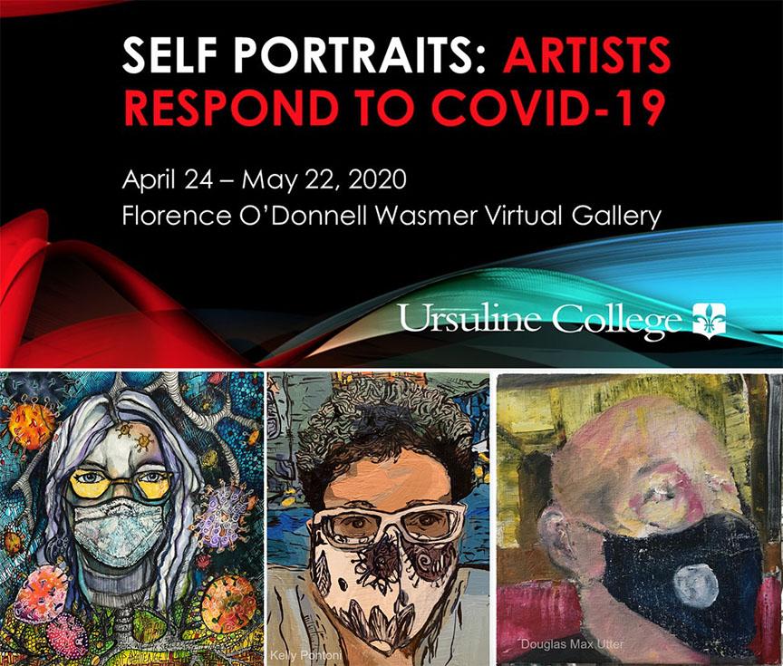 Self Portraits: Artists Respond to COVID-19