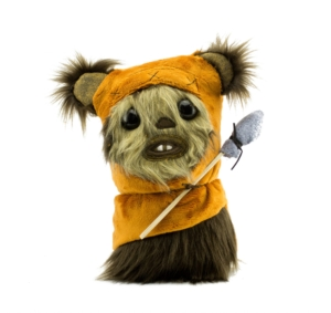 Ewok Wicket by Jess Sheeran