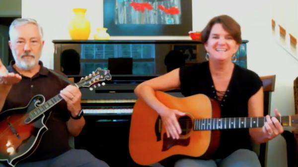 Pat Walker & Nancy Crum of EO11