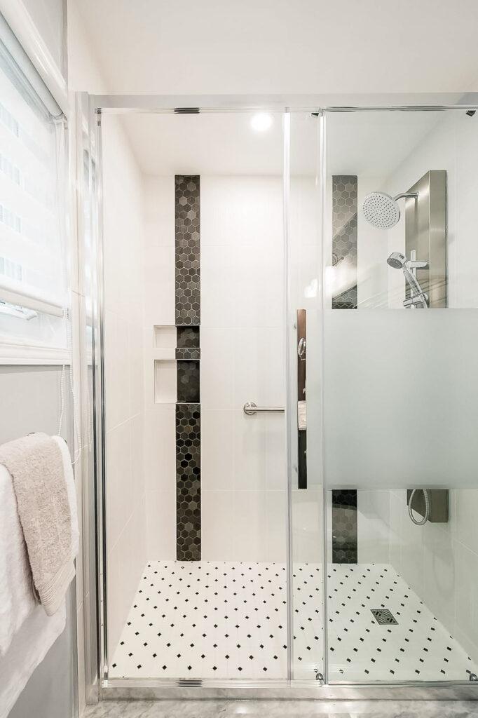 accessible bathroom - bathroom renovation in Ottawa