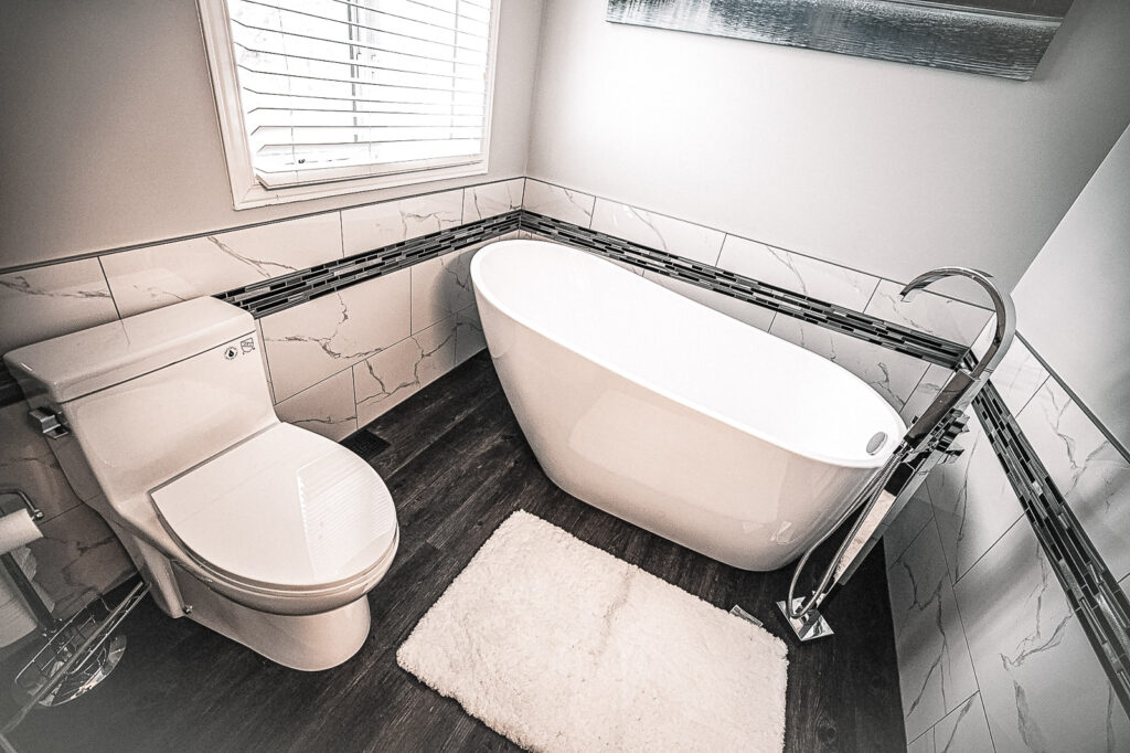 Bathroom remodel ideas on a budget