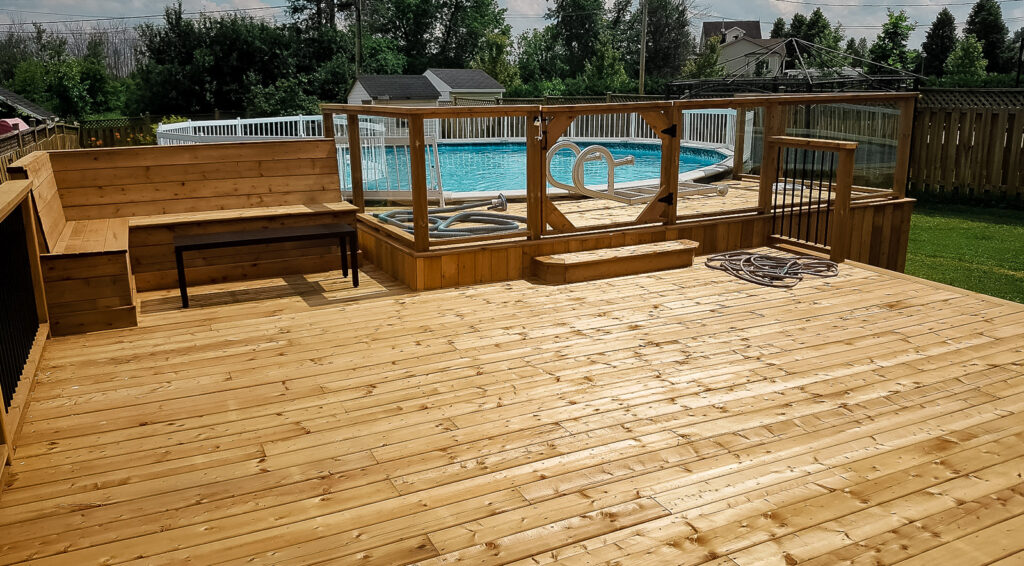 composite decks in Ottawa
