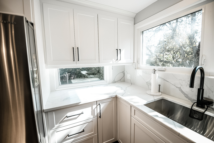 kitchen cabinet refinishing in Ottawa