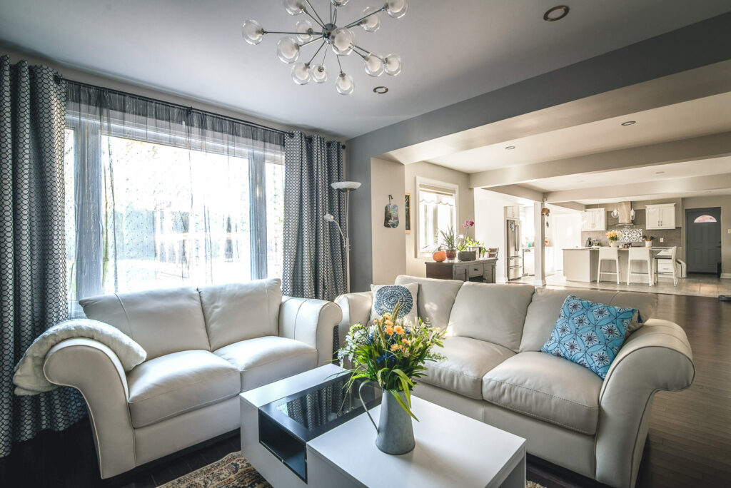 living room design in ottawa