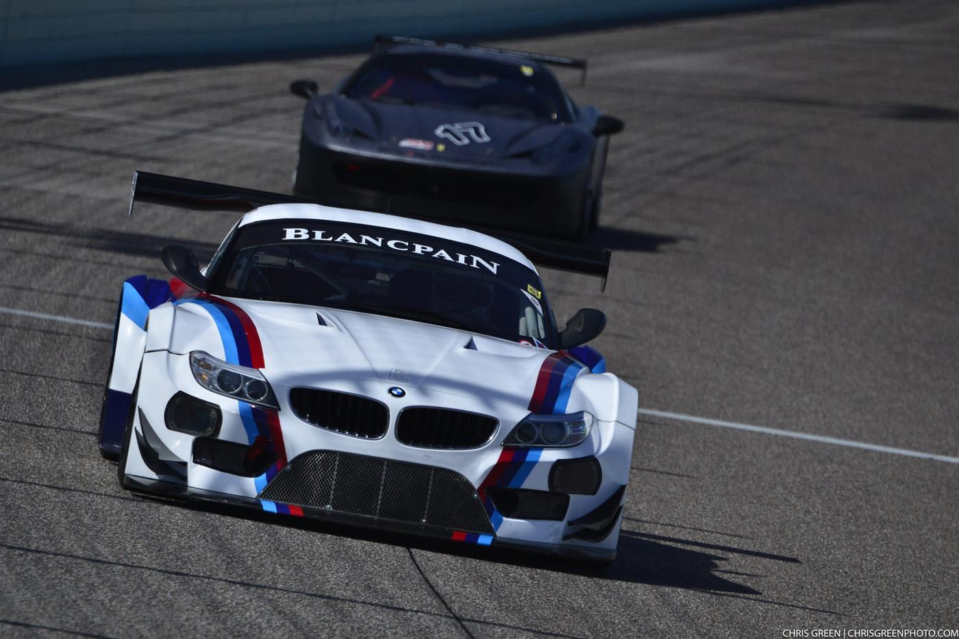 BMW Blacpain Slider