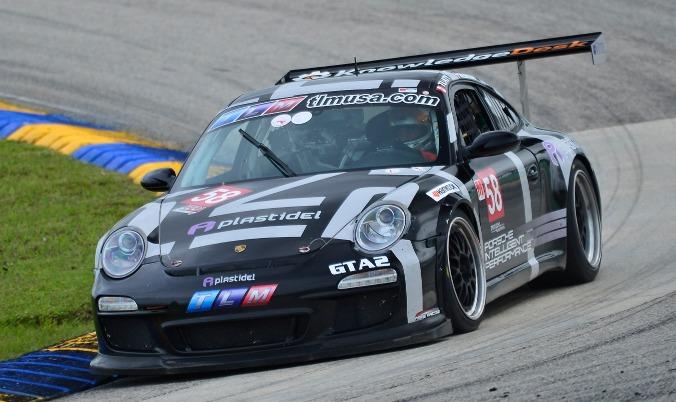 Porsche 911 GT3  #58