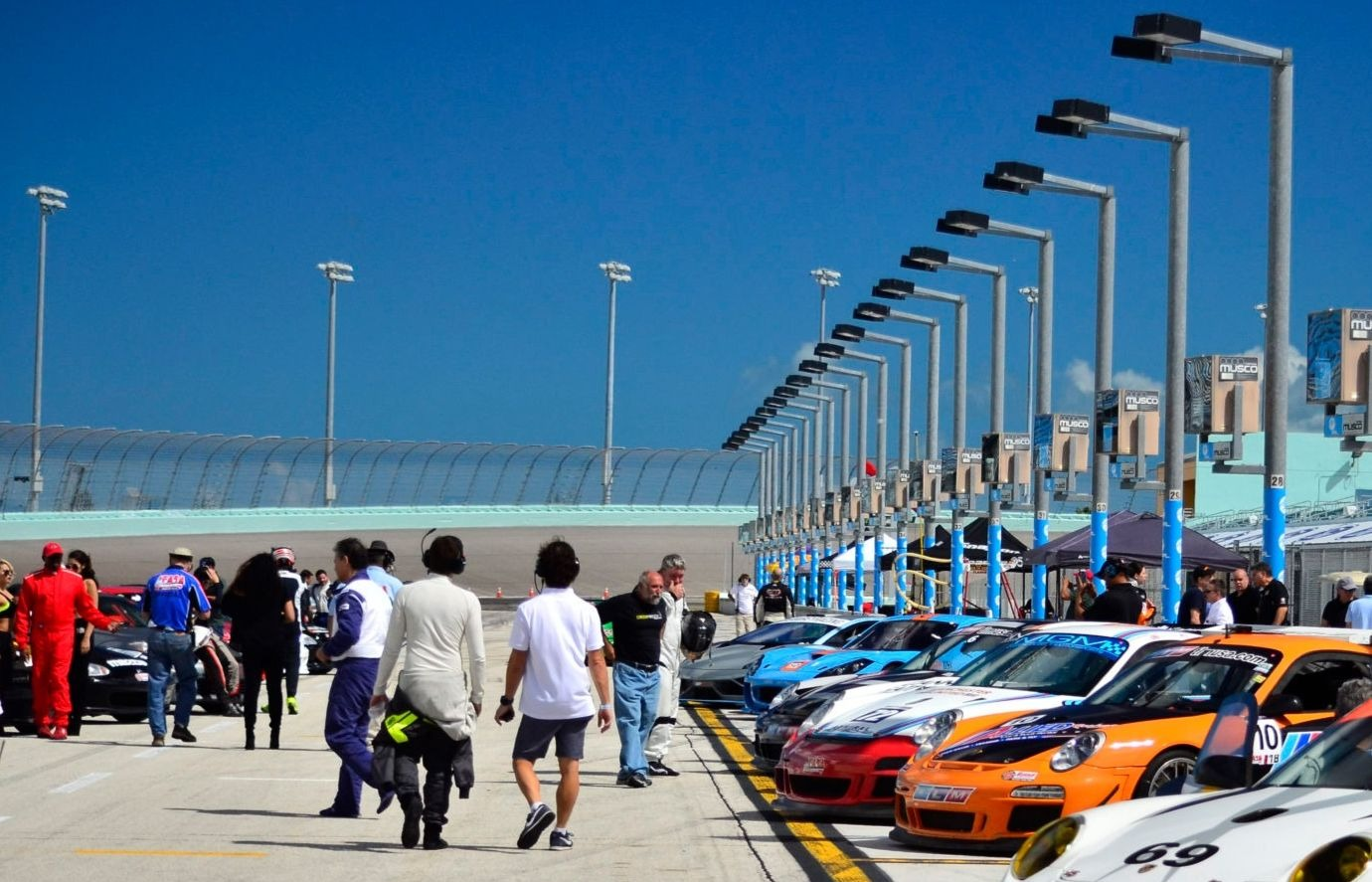 Homestead  Miami Speedway SCCA September 13-15, 2019