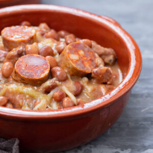 Red Beans with Smoked Sausage