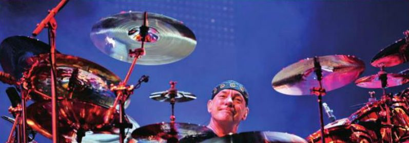 Backroads & Backbeats: Neil Peart Takes the Scenic Way to Work