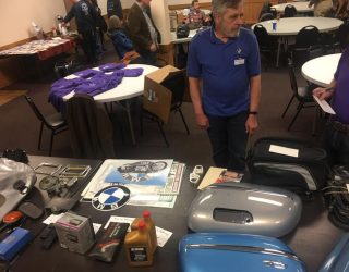 March General Meeting…