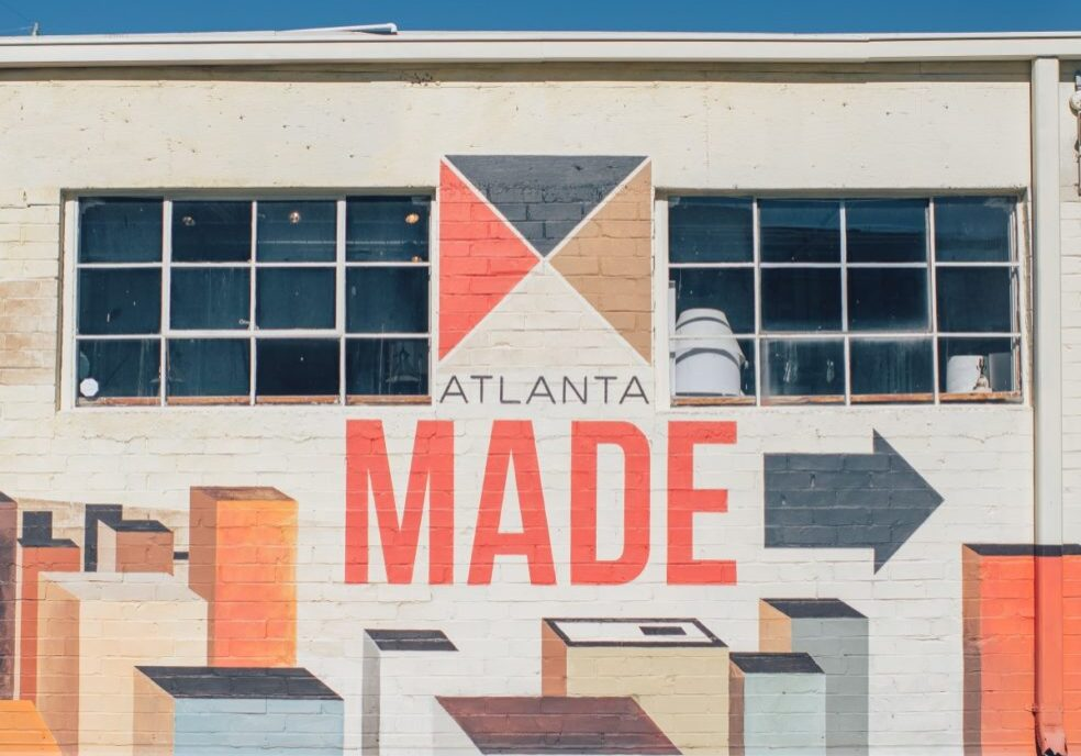 Atlanta WallReduced