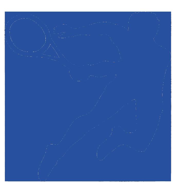 tennis player man sillouette 3