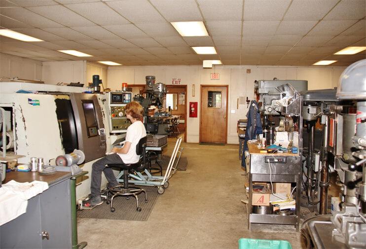 CNC Machine Operator
