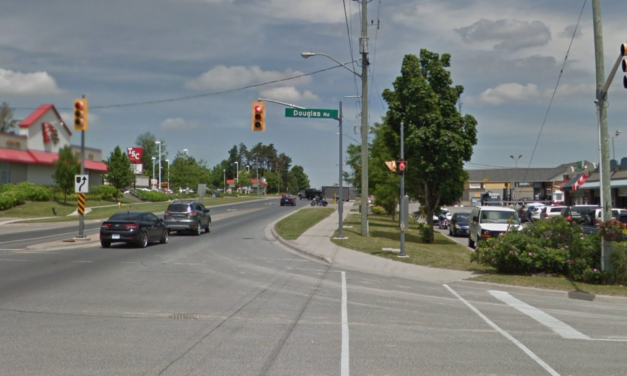 Kind Uxbridge Resident Suggests Bench For Bus Stop