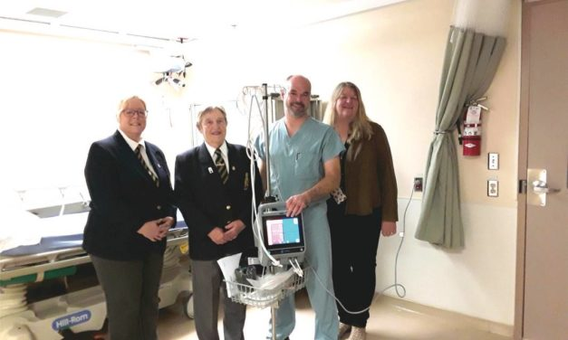 Port Perry Hospital Foundation Receives Generous Donation