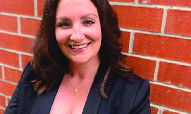 Sarah Whalen-Wright believes NDP gives Durham voters another option