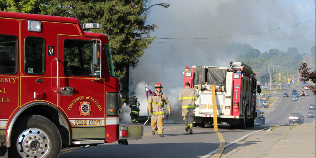 Scugog fire department launching a couple new programs