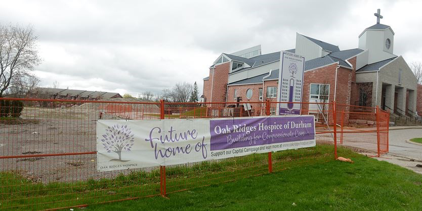 Oak Ridges Hospice reaches pre-construction milestones