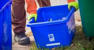 Durham Region recycling: the two-stream system