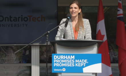 Ontario Investing in Research in Durham