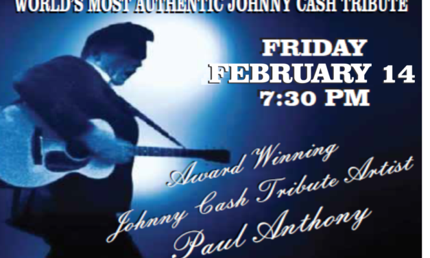 Johnny Cash, a show to remember