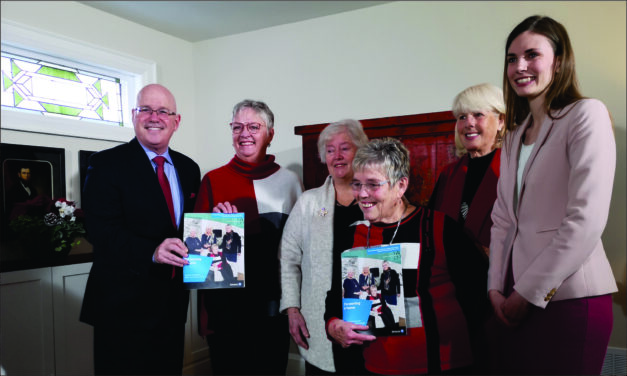 Port Perry's Golden Girls move in