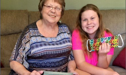 Grandmother & Granddaughter team up to boost support  for Heroes at Heart Appeal