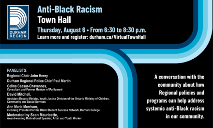 Durham holding  town hall to combat racism