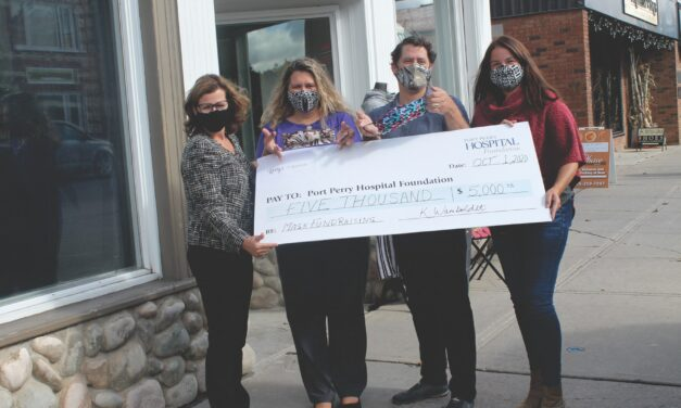 Port Perry Hospital Foundation seeks donations for CT scanner campaign