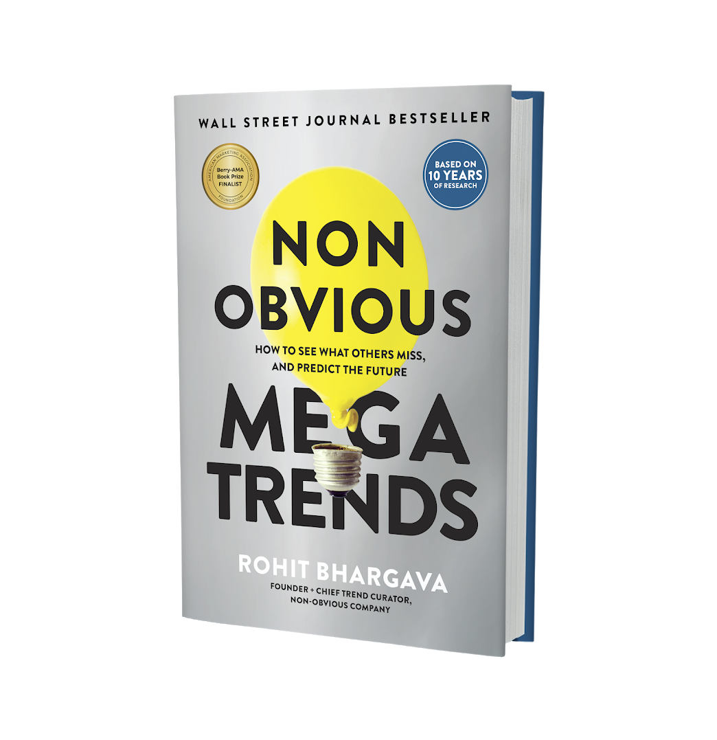 Non Obvious Mega trends