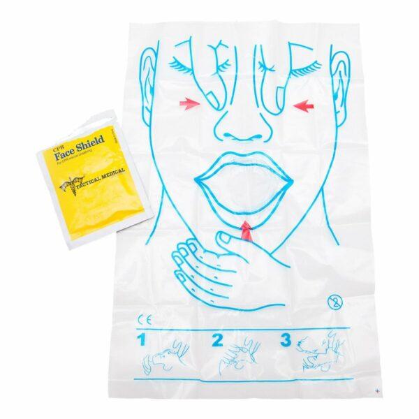 TacMed Face Shield