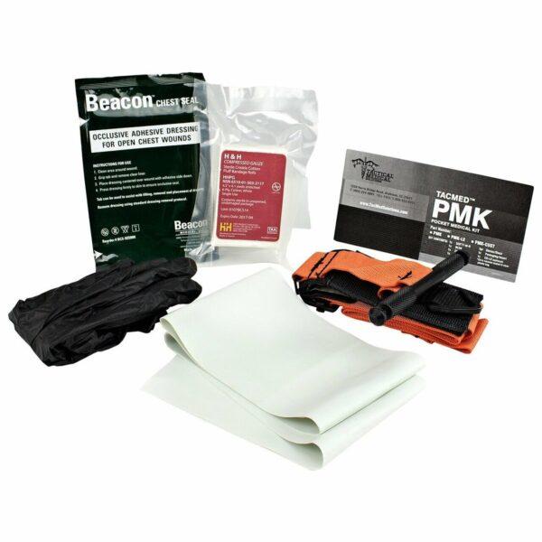 TacMed  Pocket Medical Kit - PMK