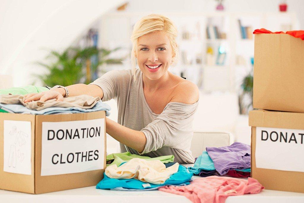 donation drop off toronto