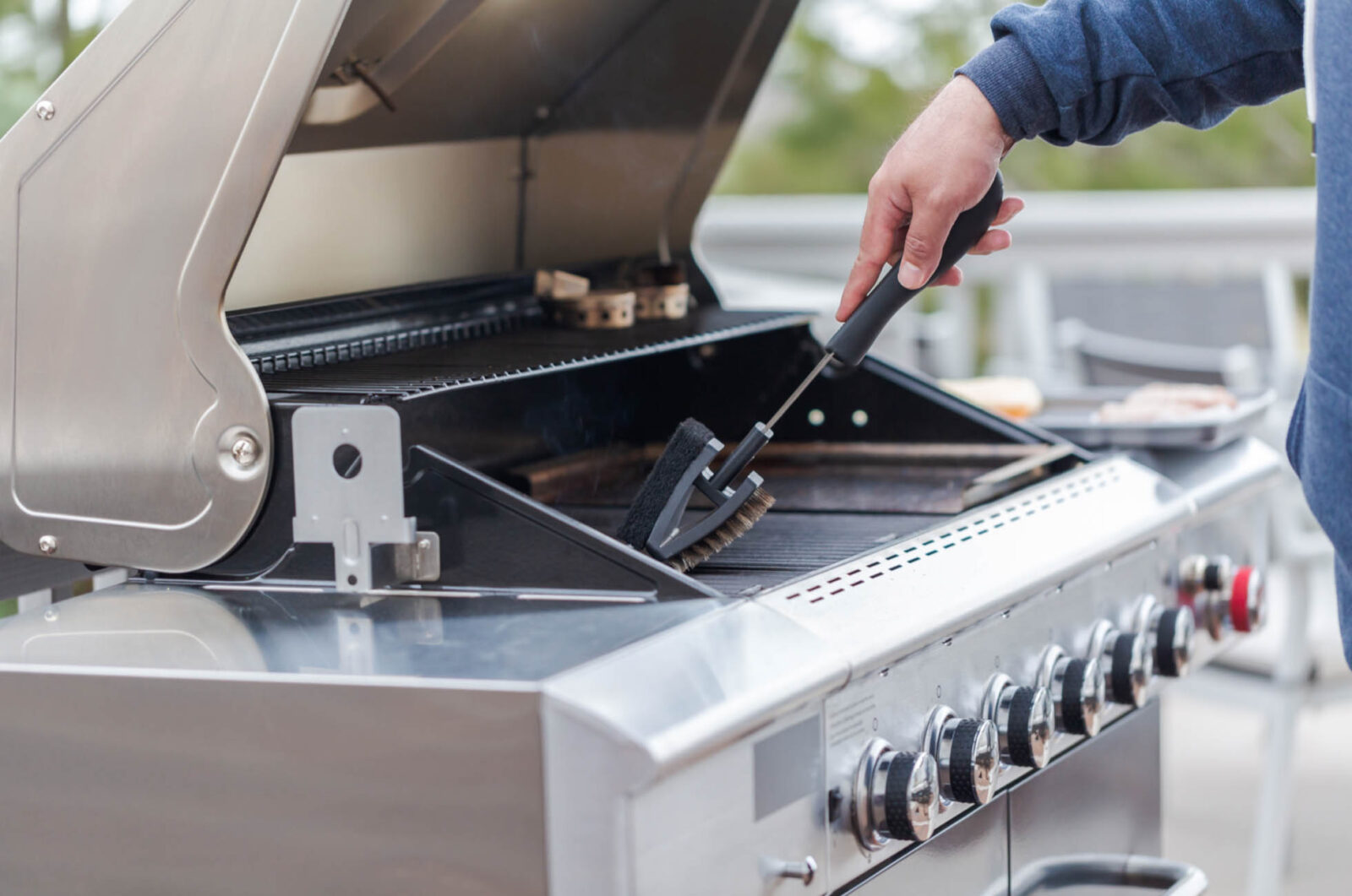 bbq cleaning toronto