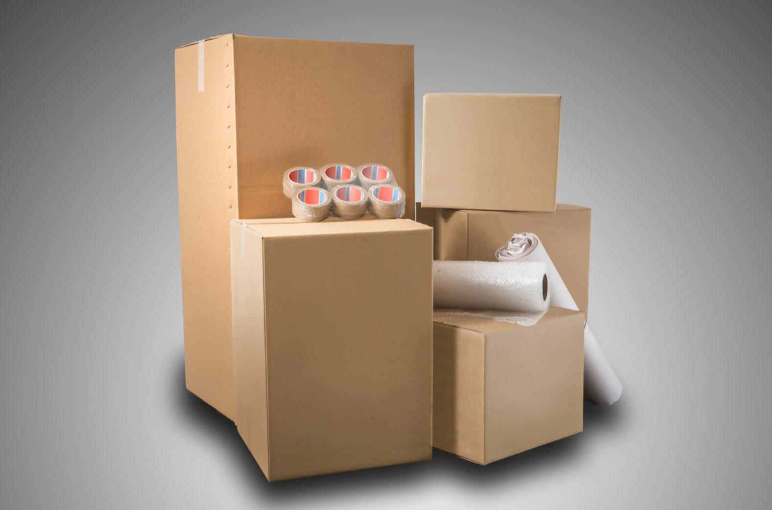 moving boxes toronto