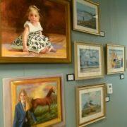 art gallery east wall