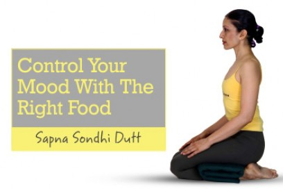 Control Your Mood With The Right Food