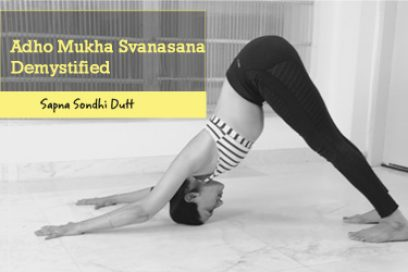 Adho Mukha Svanasana (Downward Facing Dog) Demystified
