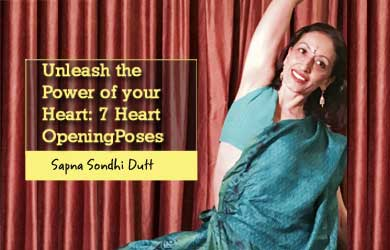 Unleash the Power of Your Heart: 7 Heart Opening Poses [Infographic]