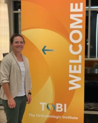 Doctor Lehman attends TOBI conference