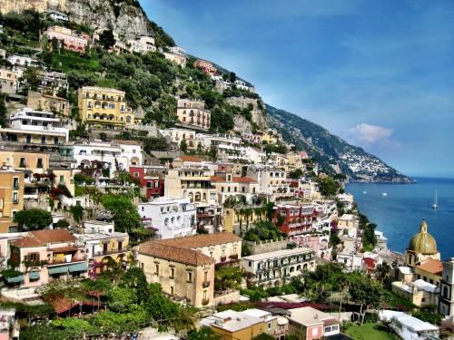 Postcard-perfect Positano