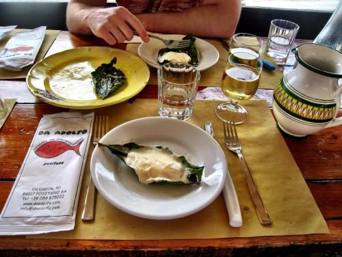 Deliciousness at Da Adolfo