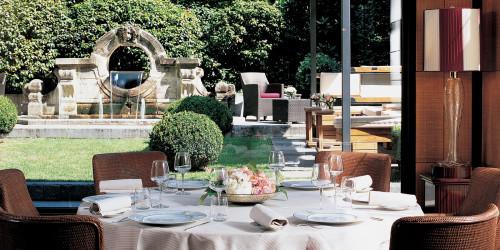 Hotel Principe di Savoia, Acanto Restaurant