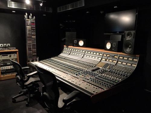 Villa Rockstar's private recording studio!! John Lennon recorded Imagine on this