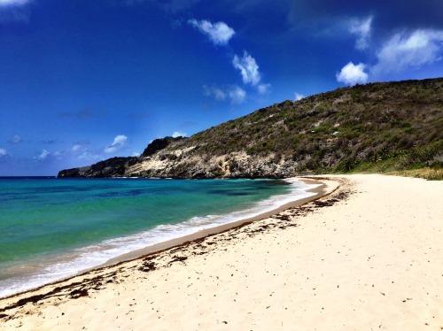 Gorgeous Gouverneur Beach on St. Barth