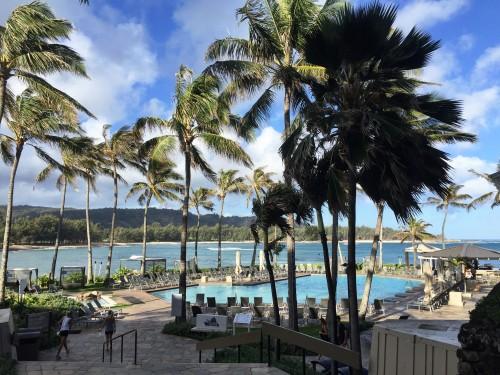 Turtle Bay Resort main pool